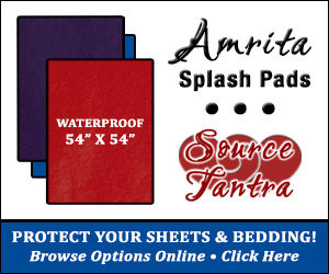 Amrita Waterproof Splash Pads - Bedding Protection