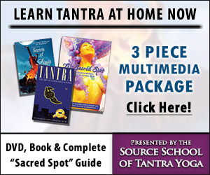 Learn Tantra At Home Multimedia Set