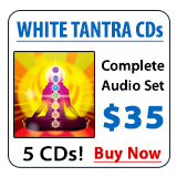 White Tantra Yoga - 3 Volume Complete Set (5CDs)