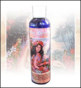 Maui Moisturizing Body & Sensual Massage Oil