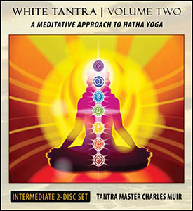 White Tantra Yoga Volume 2 CD: Intermediate